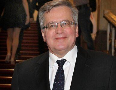 Komorowski: Macierewicz udaje głupa. Prezydent nie powinien w tej...