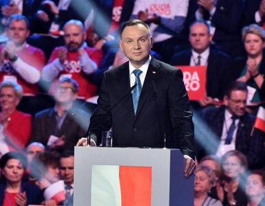 Na żywo: Briefing prezydenta Andrzeja Dudy
