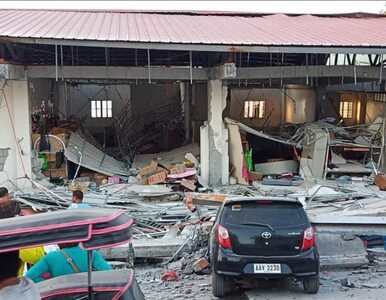 Kolejne trzęsienie ziemi na Filipinach