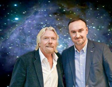 Branson dla Koboski: za 20 lat zawiozę ludzi na Marsa