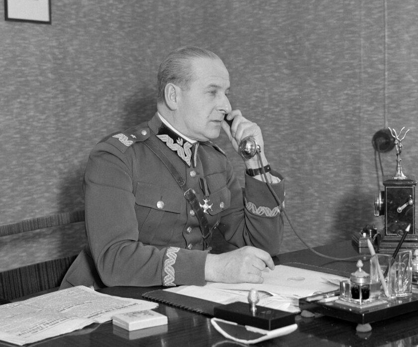 Gen. Bolesława Wieniawa-Długoszowski