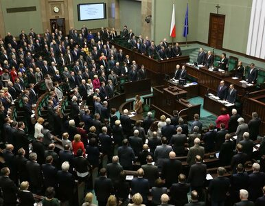 Sejm przyjął projekt ustawy o uzgodnieniu płci