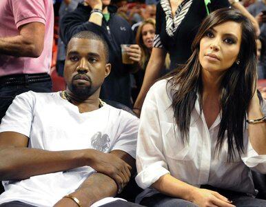 """Kanye West pisze, że jego żona Kim Kardashian chce go zamknąć. """"Film..."""