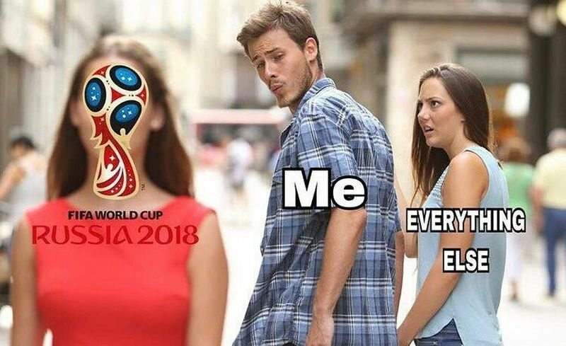 Mem na Mistrzostwa Świata w Rosji 2018
