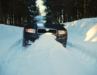 Zima paraliżuje transport w Turcji