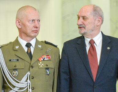 """Spięcie między gen. Różańskim a Macierewiczem. """"Tę wizytę też sobie..."""