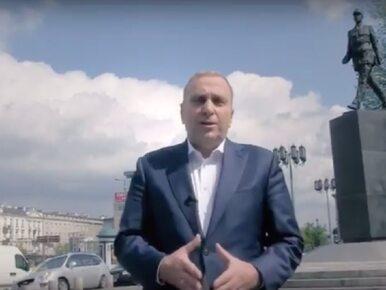 Schetyna w specjalnym klipie apeluje o udział w Marszu Wolności
