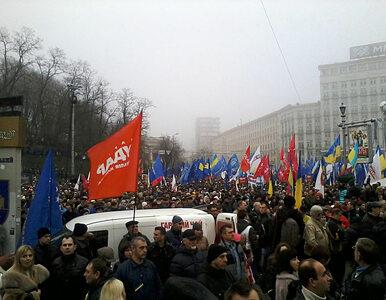 """Śledztwo ws. Majdanu. """"Władza nie chciała pokojowego rozwiązania"""""""