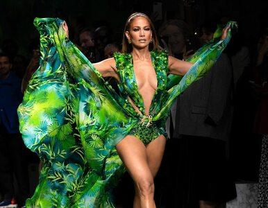 Suknia Versace dała nam nową funkcję w Google. Jennifer Lopez odtworzyła...