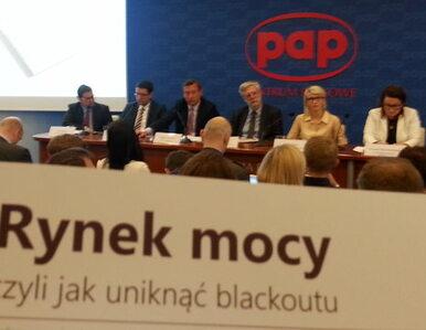 Raport PKEE: rynek mocy jest niezbędny