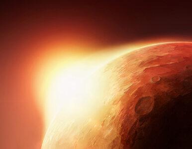 Astronom potwierdza: Są szanse, żeby ludzie przeżyli na Marsie