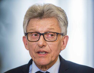 Piotrowicz mówi o polskiej racji stanu. Wymienia media, które...