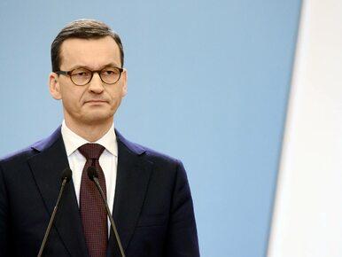 """Premier Morawiecki dla """"FT"""": Politycy w Brukseli nie rozumieją sytuacji..."""
