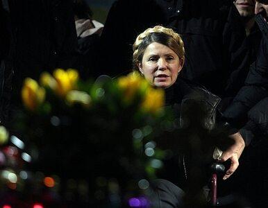 Tymoszenko: Poroszenko dostał od Rosji kontrakt na zakłady w Sewastopolu