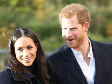 Podano datę ślubu księcia Harry'ego i Meghan Markle