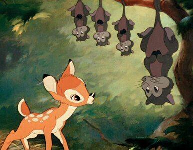 """""""Bambi"""" podąży śladami """"Króla lwa"""". Dostanie swój trójwymiarowy remake"""