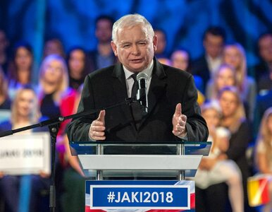 """Kaczyński zganił posłów PiS. """"Niektórzy się zachowują jak tłuste koty"""""""