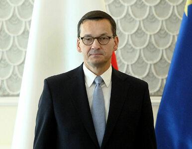 Premier Morawiecki zapowiada walkę z piractwem drogowym. Pisze o...