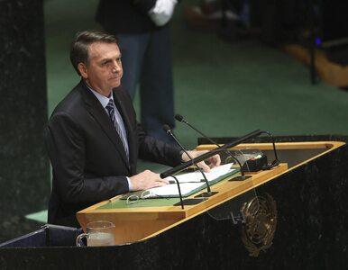 Prezydent Brazylii zakażony koronawirusem. Wcześniej bagatelizował...