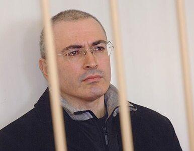 """""""Wyrok na Chodorkowskiego przywieziono z Moskwy"""""""
