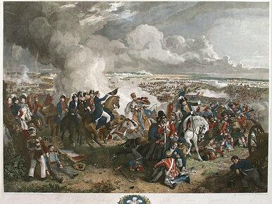 Ostatnia bitwa Napoleona. Dziś mijają 202 lata od bitwy pod Waterloo