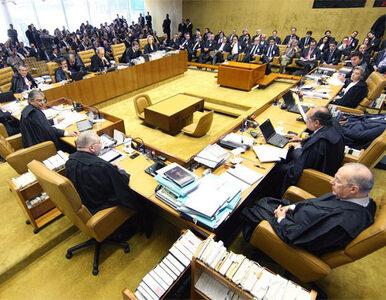 Proces stulecia ruszył w Brazylii. Na ławie oskarżonych 38 VIP-ów