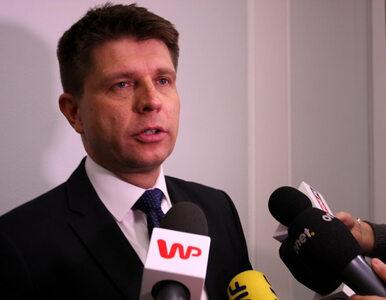 Petru: Dymisja Piotrowicza byłaby formą szacunku dla daty 13 grudnia
