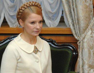 Tymoszenko wzywa: nie dajcie kryminalistom władzy