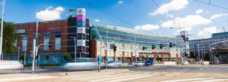 Pasaż Grunwaldzki, Wrocław