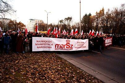 Marsz Niepodległości 2