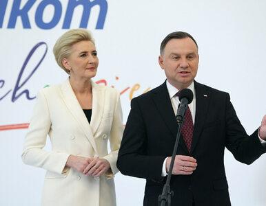RMF FM: Prezydent z żoną już w zeszłym tygodniu mieli wykonane testy na...
