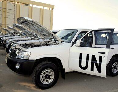 Syria: atak na obserwatorów ONZ - są ranni