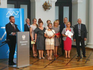 Minister zdrowia: Jest porozumienie z pielęgniarkami i położnymi