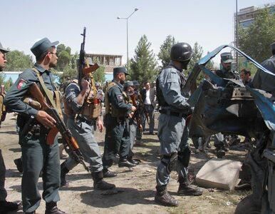 Kolejny zamach w Afganistanie. Nie żyją 22 osoby